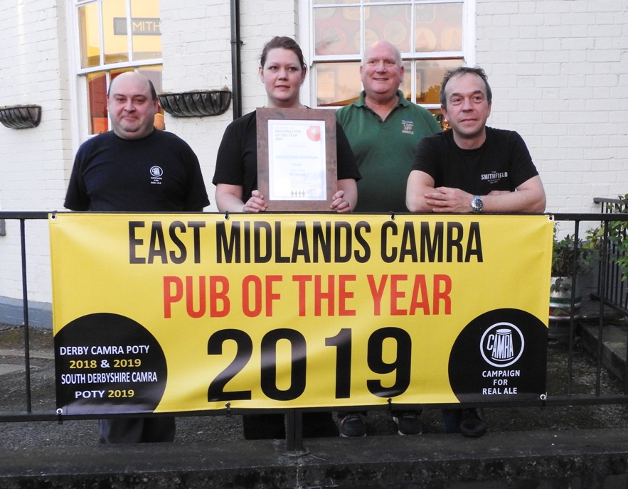 Pubs of the Year 2019