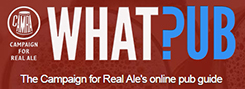 The Campaign for Real Ale's online pub guide
