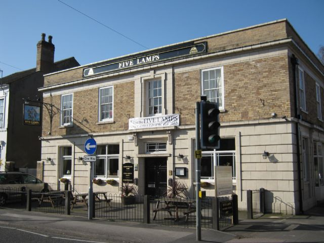Pub Of The Year 2012